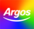Argos Pride 🌈 Logo - Load homepage