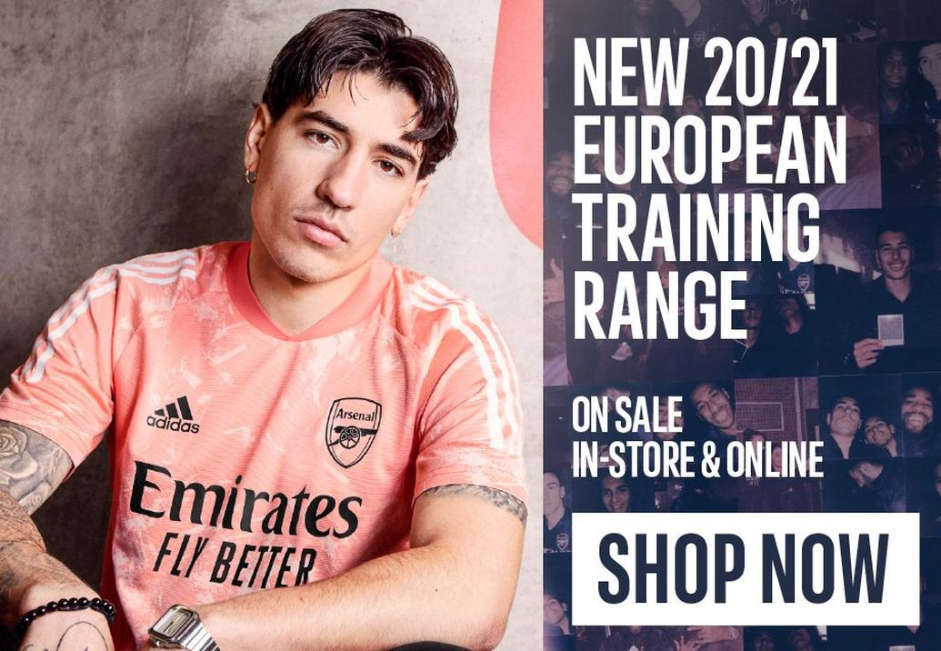 New 2021 European Training Range