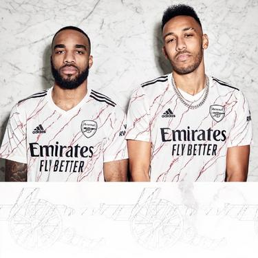 The Arsenal 20 21 Away Kit Official Online Store