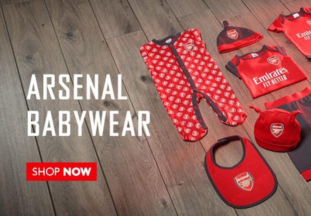 Arsenal babywear