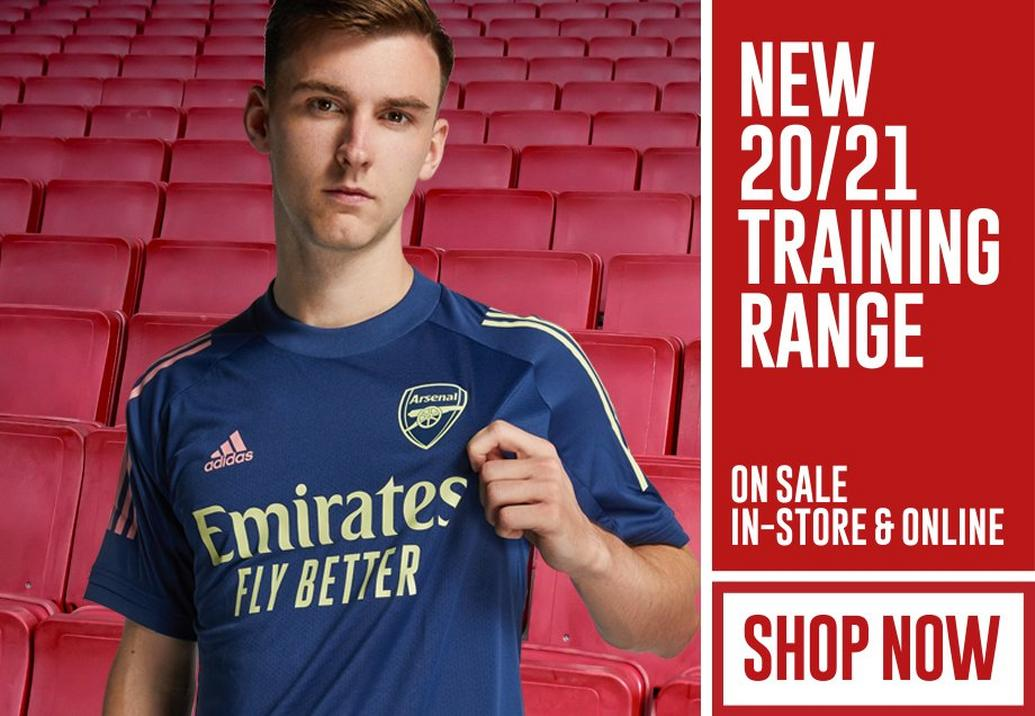 New 20/21 Arsenal Training Range