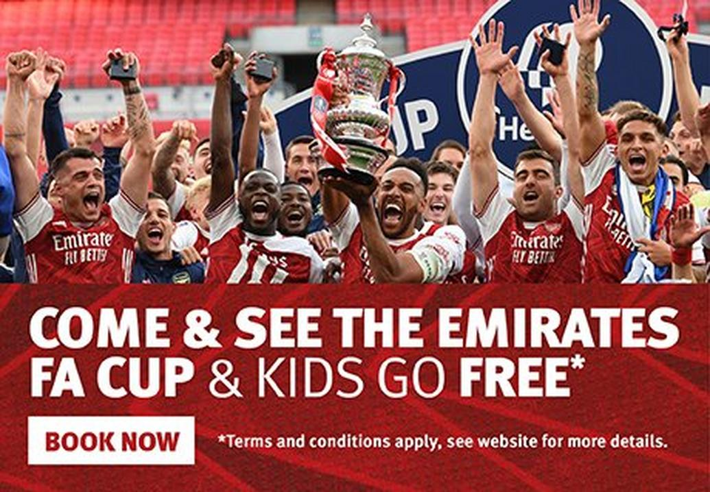Kids go free on stadium tours