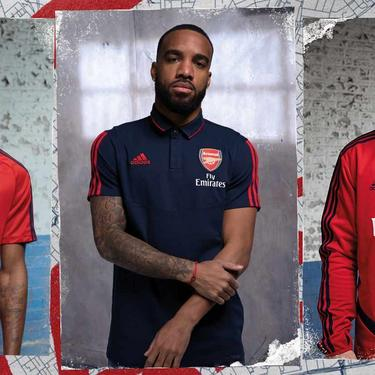 332a44dc Arsenal 19/20 adidas Training Tops | Official Online Store