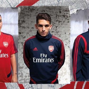 b1739b4b 19/20 Arsenal Training Wear Collection | Official Online Store