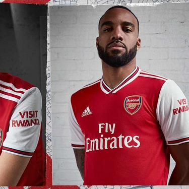 buy popular eb5e9 ee6cb Official Arsenal 19/20 Home Kit | Official Online Store