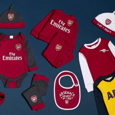 pretty nice fea87 1f72e Arsenal Baby & Infant Collection | Official Online Store