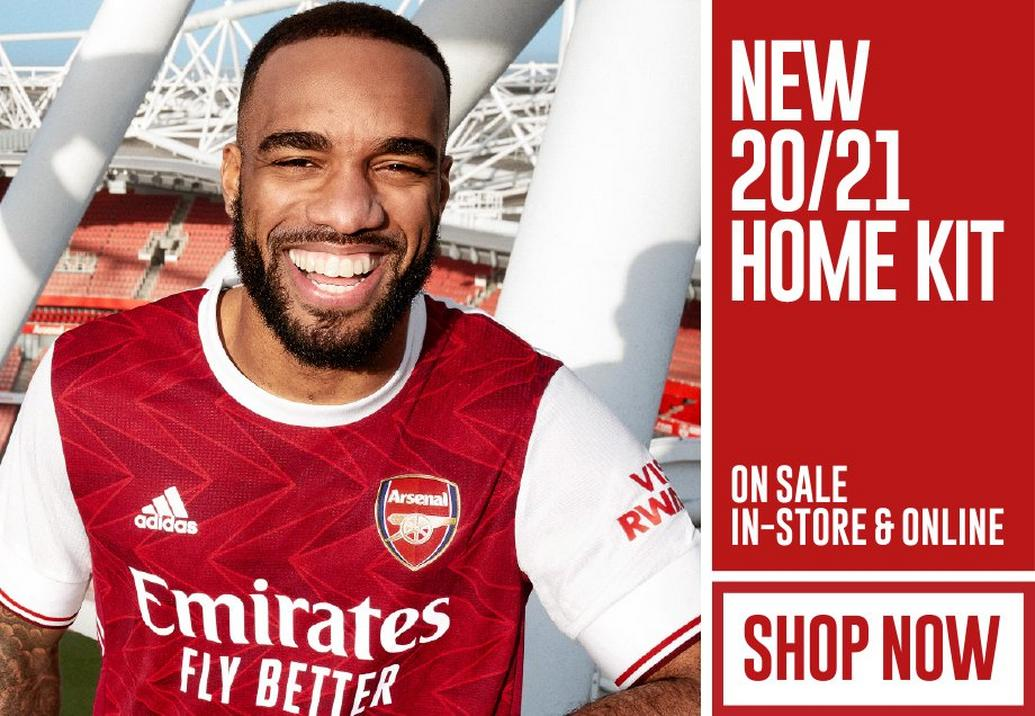 The new 20/21 Home Kit