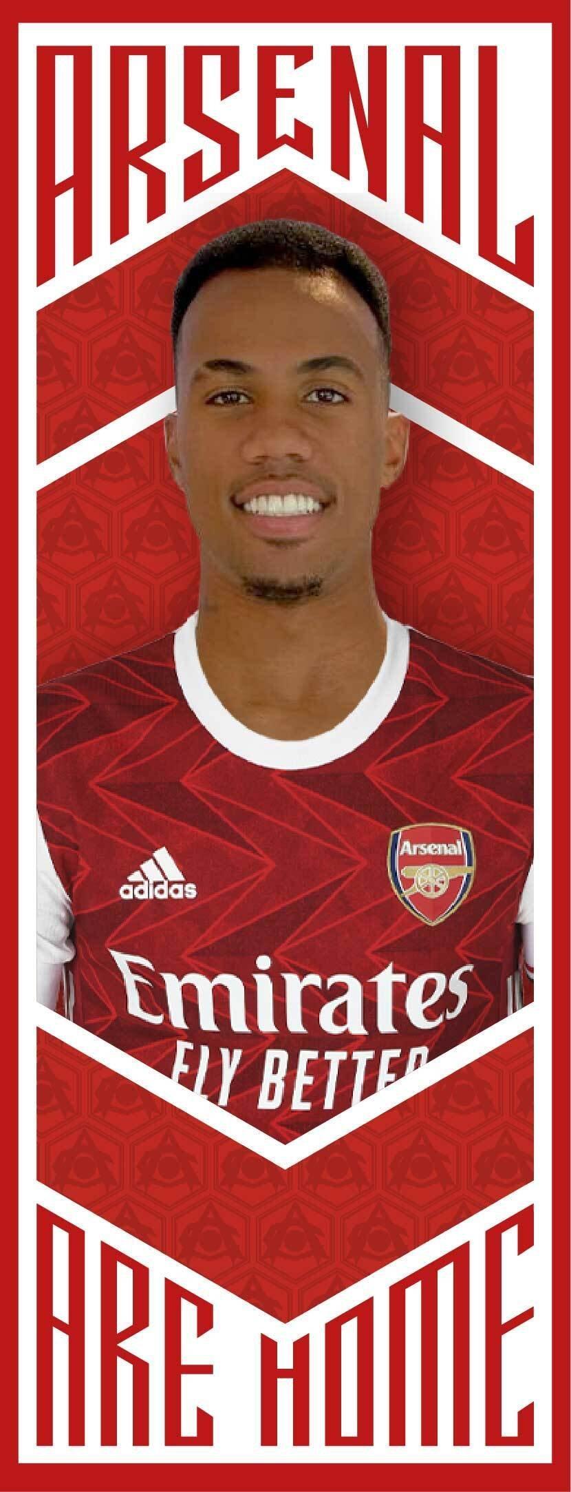 Arsenal FC Schl/üsselanh/änger aus Metall Geschenk f/ür jeden Anlass
