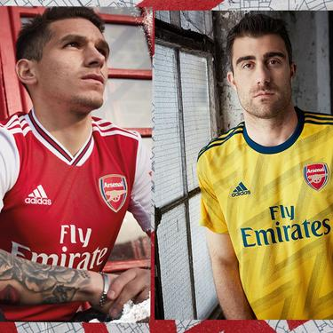 finest selection 07b22 def42 Official Arsenal 19/20 Kit | Official Online Store