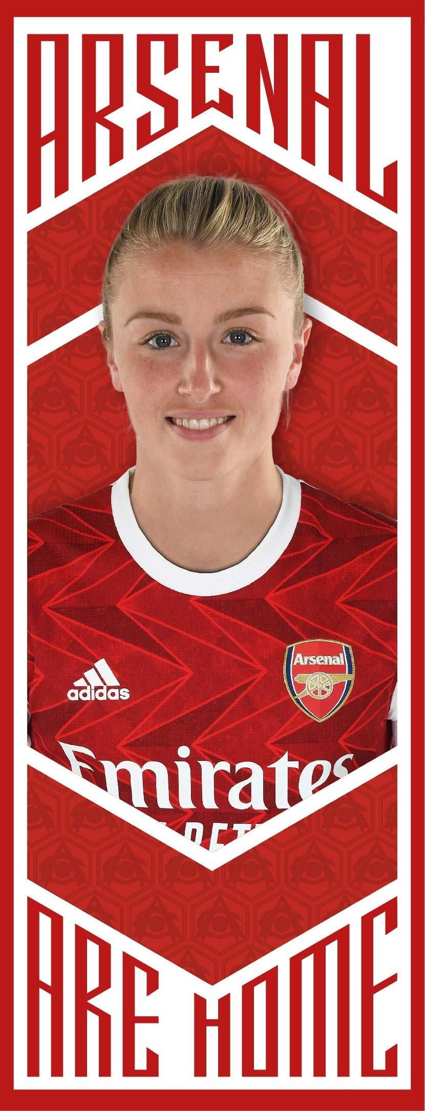 Arsenal FC Strickm/ütze f/ür Erwachsene Unisex