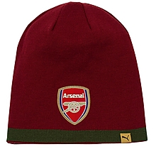 Arsenal 18/19 Reversible Beanie