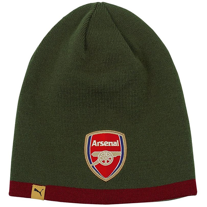 401386c0bae Arsenal 18 19 Reversible Beanie