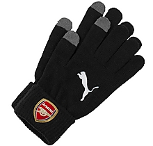 Arsenal 18/19 Knitted Gloves