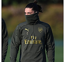 Arsenal 18/19 Green Neck Warmer