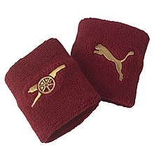 Arsenal 18/19 Red Wristbands