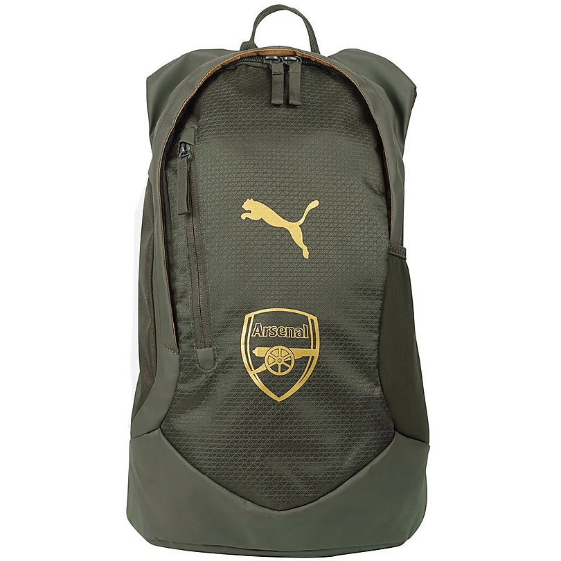 58f80691b972 Arsenal 18 19 Green Performance Backpack