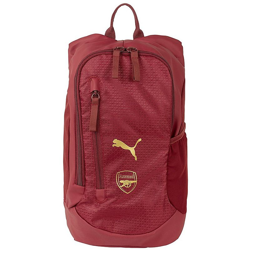 f05bb2db7aa3 Arsenal 18 19 Kids Red Performance Backpack