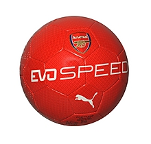 Arsenal evoSPEED Home Football Size 5