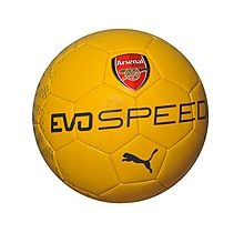 Arsenal evoSPEED Away Football Size 5