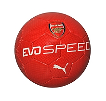Arsenal evoSPEED Home Mini Football Size 1