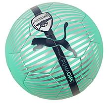 Arsenal 18/19 PUMA One Green Football Size 5