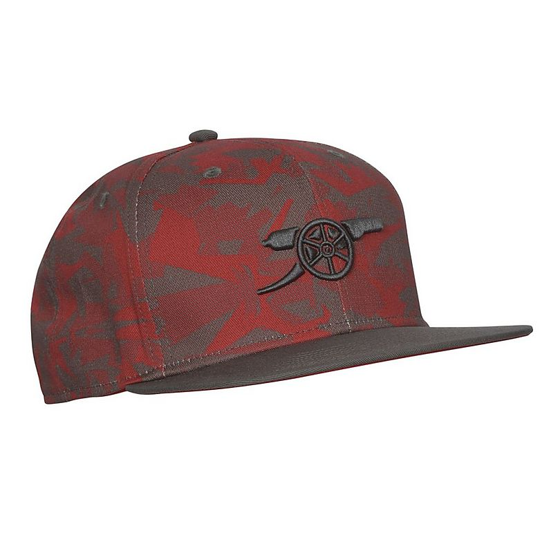 963d9de18c90 Arsenal Adult 17 18 Camo Home Snapback Cap