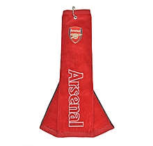 Arsenal Tri Fold Golf Towel