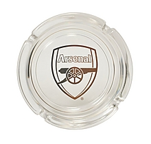 Arsenal Gold Crest Ash Tray