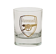 Arsenal Gold Crest Tumbler