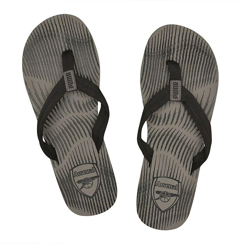 5727a4f792d5 Arsenal 17 18 Flip Flop Wave - The Official Online Store
