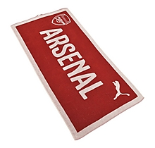 Arsenal Puma Towel