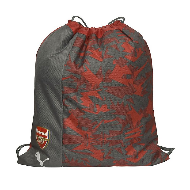 Arsenal 17 18 Home Camo Gym Sack c2ca2581d5fc9