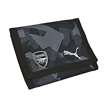 Arsenal 17/18 Camo Velcro Wallet