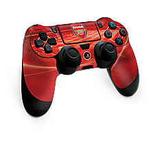 Arsenal Playstation 4 Controller Skin