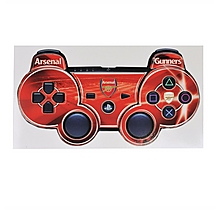 Arsenal Playstation 3 Controller Skin