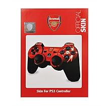 Arsenal Playstation 3 Controller Skin
