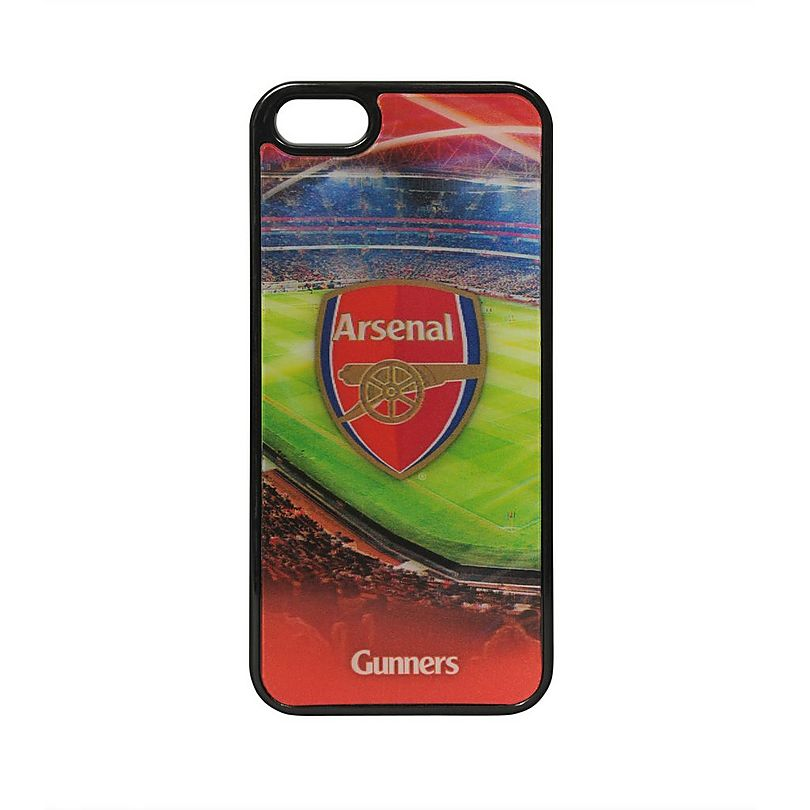 promo code 0531b 985ae Arsenal iPhone 5/5s 3D Case   Official Online Store