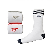 Arsenal Junior Sports Socks