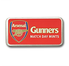 Arsenal Mints Tin