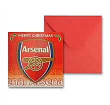 Arsenal 12 Pack of Christmas Cards