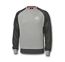 Arsenal Retro Crest Sweatshirt