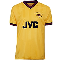 Arsenal 1985 Centenary Shirt