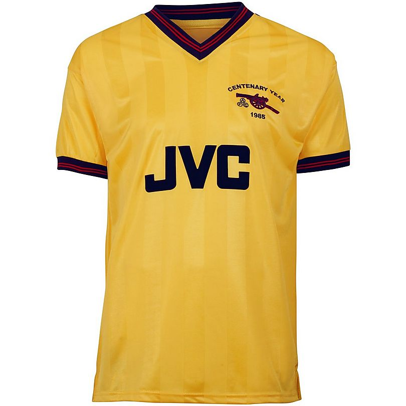 newest dc6f5 e3d6d Arsenal 1985 Centenary Shirt | Official Online Store