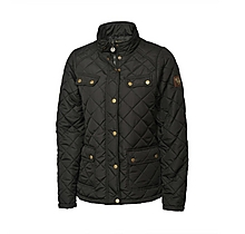 Arsenal Womens Quilted Jacket