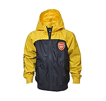 Arsenal Junior Shower Jacket