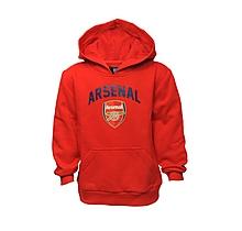 Arsenal Junior Crest Fleece Hoody