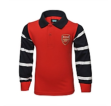 Arsenal Junior Rugby Shirt