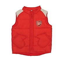Arsenal Baby Mitt Pocket Gilet