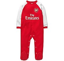 Arsenal Baby Sleepsuit Kit