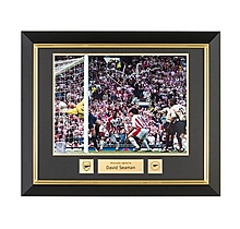 Arsenal Framed Signed David Seaman 2003 FA Cup Semi-Final Print
